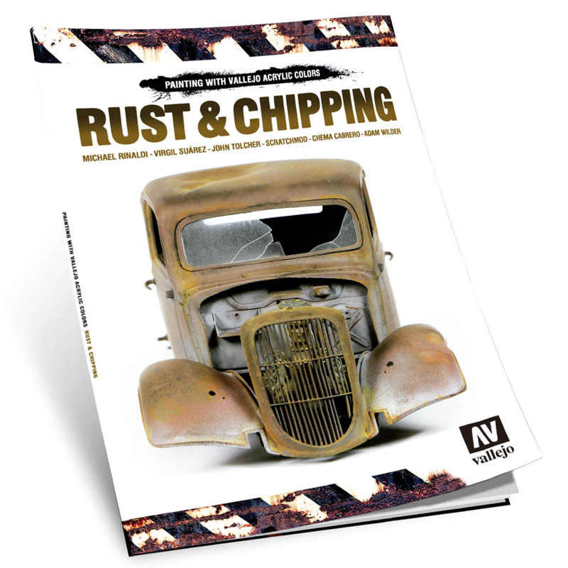Vallejo Books - Rust & Chipping